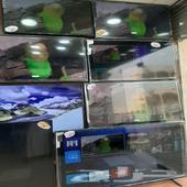 شاشات تلفزيون سمارت 4k UHD فل HD