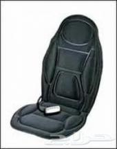 كرسي تدليك الظهر للسيارة والمنزل ب390 فقط