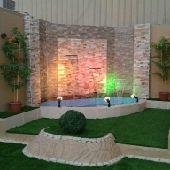 مهندس ابو عمر لتنسيق الحدائق والملاعب