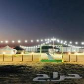 مخيم سما الليالي للايجار