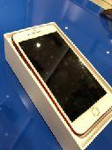 ايفون 7 بلس احمر اخو الجديد 128 جيجا