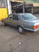 مرسيدس 300SE موديل 1990