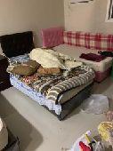 سرير نوم مفرد اطفال العدد 3