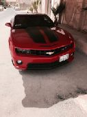للبيع كماروو2010ss احمر 8 سلندر