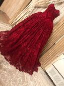 فستان شبكه