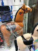 لعبة الحصان الممتعة للأطفال بأحجام مختلفة