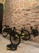 دراجه سيكل (جاريه) catrike trike 2017 للبيع