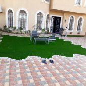 مشتل زهرة الخليج لتنسيق الحدائق