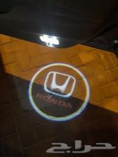بروجكتر ترحيب بشعار هوندا LED