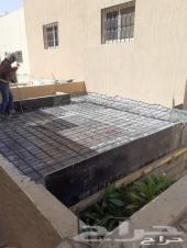 مقاول بناء ملاحق