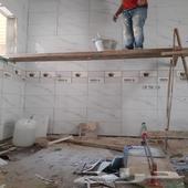 بناء ملاحق ترميم