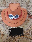 لعشاق الأنمي قبعة آيس من إنمي ون بيس جديدة
