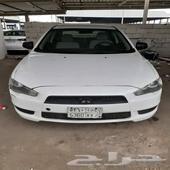 لا البيع سياره مستبيشي مديال 2014