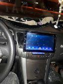 شاشات لجميع انواع السيارات
