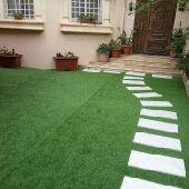 فني وتنيسق الحدائق بي للتصميم الهنداسي