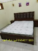 غرف نوم جديد مع التوصيل والتركيب داخل الدمام