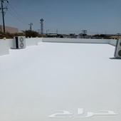 شركة عزل اسطح وخزانات وكشف  تسربات المياه