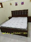 غرف نوم جديده مع التوصيل والتركيب الي ابهاء