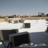 شركة كشف تسربات المياه عزل الأسطح خزانات فوم
