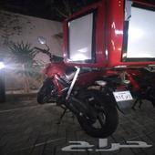 دراجات نارية هوندا2019 وخدمات توصيل