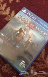 لعبة GOD OF WAR 4