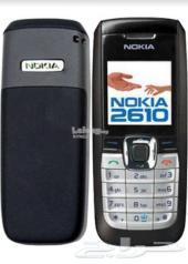 جوال نوكيا 2610 Nokia ابو كشاف شاشةملونه جديد