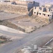 أرض على طريق وقرة في بحر أبوسكينة