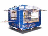 عربات طعام Food Truck للبيع
