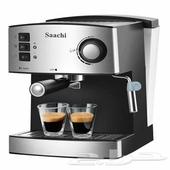 ماكينة صنع القهوة ساتشي