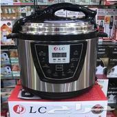 قدر ضغط كهربائي DLC مع ملحق اضافي لطبخ المندي
