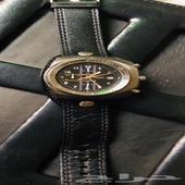ساعة ماركة ديزل اصلية