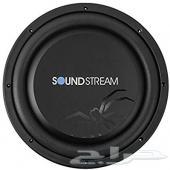 سستم صوت - مضخم Subwoofer Soundstream 600w