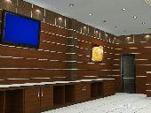 ديكورات خشبية جدران أسقف أبواب طاولات
