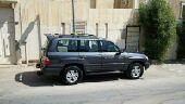الرياض - لاند كروزر 2003 VXR