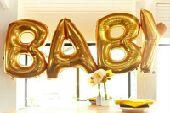 بالونات حروف وأشكال قصديريه للحفلات