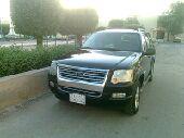 للبيع فورد اكسبلورر فل كامل موديل 2008 سعودي