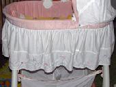 سرير هزاز اطفال