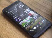 جوال HTC m7 اسود مخمل