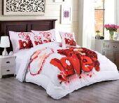 مفارش سرير راقية و روعة في الجمال والأناقة