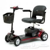 كرسي متحرك لكبار السن و ذوي الاحتياجات الخاصة
