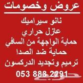 حماية شمعات و واجهة اصلي مايصفر - نانؤ سرأميك