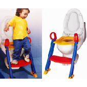 سلم تواليت مع كرسي تواليت للأطفال (1)