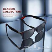 نظارة شمسيةبخاصية بلوريازد بتصميم فخم كلاسيكي