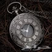 (مزاد) ساعة جيب فخمة ومميزة