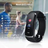 الساعة الذكية الجديدة كليا MAKIBES HR3