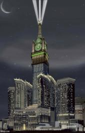 حجز فنادق مكة ابراج البيت بأفضل الاسعار