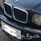 BMW E38 728LI 2001 الفئه السابعة شبه الجديد