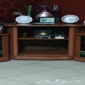 طاولة ركنية زاوية