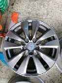 جنوط هوندا اكورد 2012مقاس 17 اصلي وكاله شدبلد