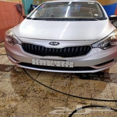 سيارة كيا سيراتو 2014 ممتازة بفضل الله